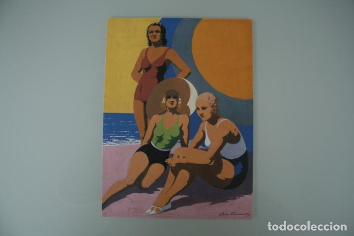 Arte: COLECCIÓN PRIVADA ABC 100 AÑOS A LA VANGUARDIA DEL ARTE – CARPETA CON 25 LAMINAS SERIE LIMITADA - Foto 22 - 138220998