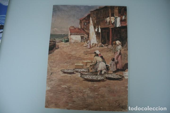 Arte: COLECCIÓN PRIVADA ABC 100 AÑOS A LA VANGUARDIA DEL ARTE – CARPETA CON 25 LAMINAS SERIE LIMITADA - Foto 24 - 138220998