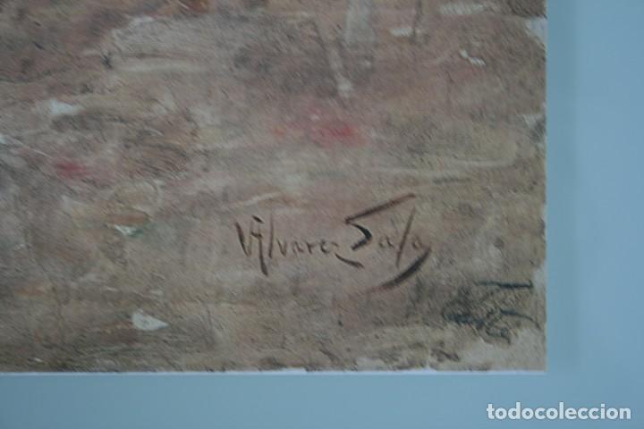 Arte: COLECCIÓN PRIVADA ABC 100 AÑOS A LA VANGUARDIA DEL ARTE – CARPETA CON 25 LAMINAS SERIE LIMITADA - Foto 25 - 138220998