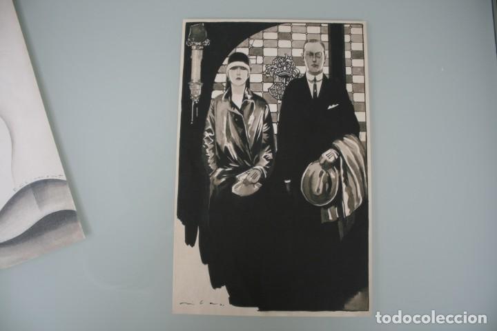 Arte: COLECCIÓN PRIVADA ABC 100 AÑOS A LA VANGUARDIA DEL ARTE – CARPETA CON 25 LAMINAS SERIE LIMITADA - Foto 29 - 138220998