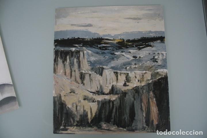 Arte: COLECCIÓN PRIVADA ABC 100 AÑOS A LA VANGUARDIA DEL ARTE – CARPETA CON 25 LAMINAS SERIE LIMITADA - Foto 31 - 138220998