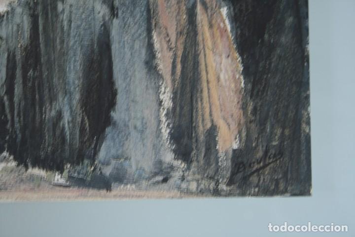 Arte: COLECCIÓN PRIVADA ABC 100 AÑOS A LA VANGUARDIA DEL ARTE – CARPETA CON 25 LAMINAS SERIE LIMITADA - Foto 32 - 138220998