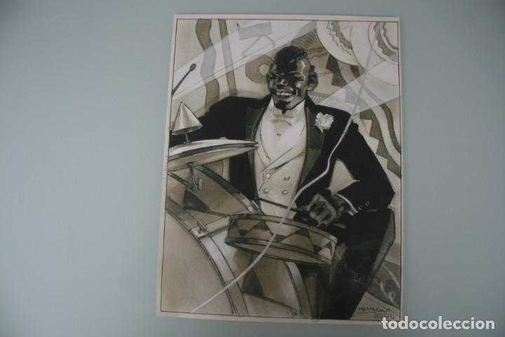 Arte: COLECCIÓN PRIVADA ABC 100 AÑOS A LA VANGUARDIA DEL ARTE – CARPETA CON 25 LAMINAS SERIE LIMITADA - Foto 37 - 138220998