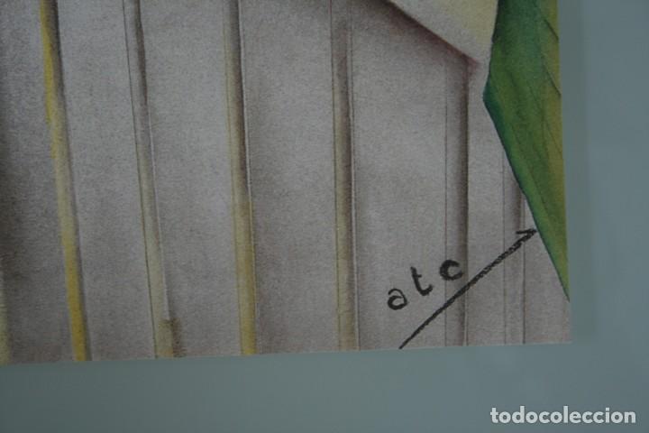 Arte: COLECCIÓN PRIVADA ABC 100 AÑOS A LA VANGUARDIA DEL ARTE – CARPETA CON 25 LAMINAS SERIE LIMITADA - Foto 42 - 138220998