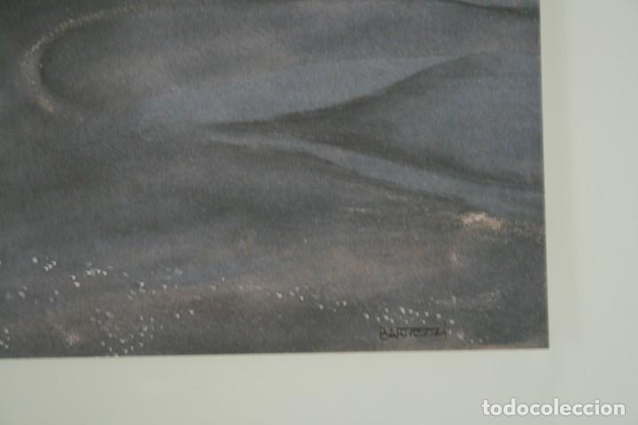 Arte: COLECCIÓN PRIVADA ABC 100 AÑOS A LA VANGUARDIA DEL ARTE – CARPETA CON 25 LAMINAS SERIE LIMITADA - Foto 44 - 138220998