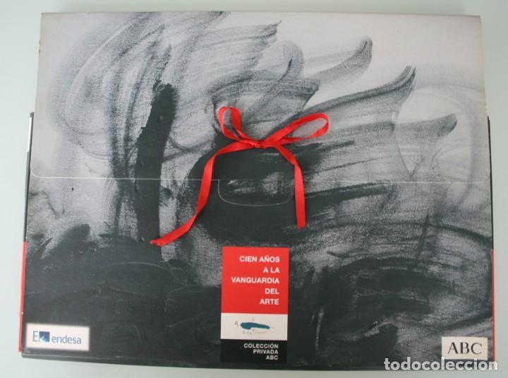 Arte: COLECCIÓN PRIVADA ABC 100 AÑOS A LA VANGUARDIA DEL ARTE – CARPETA CON 25 LAMINAS SERIE LIMITADA - Foto 49 - 138220998