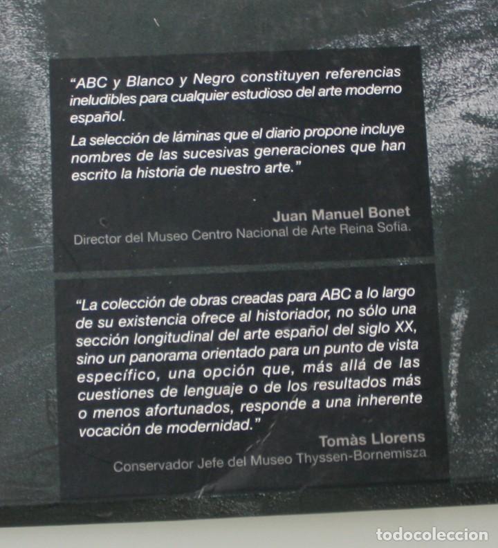 Arte: COLECCIÓN PRIVADA ABC 100 AÑOS A LA VANGUARDIA DEL ARTE – CARPETA CON 25 LAMINAS SERIE LIMITADA - Foto 51 - 138220998