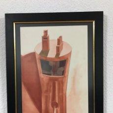 Arte: MIQUEL NAVARRO | CABEZA CON VENTANA III (2000). Lote 140497538