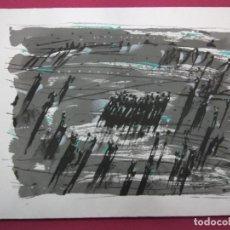 Art: SERIGRAFIA DE GENOVÉS. Lote 140558338