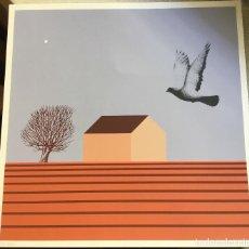 Arte: JULIAN SANTAMARÍA, SERIGRAFIA FIRMADA Y NUMERADA. Lote 140698158