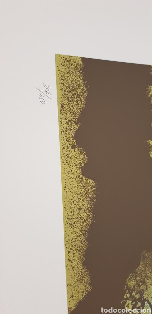 Arte: Rafael Gomez Aranda.serigrafia firmada y numerada - Foto 2 - 140713325