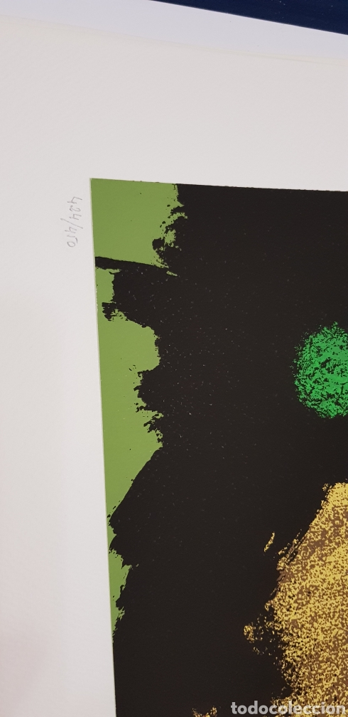 Arte: Rafael Gomez Aranda serigrafia firmada y numerada. - Foto 2 - 140714358