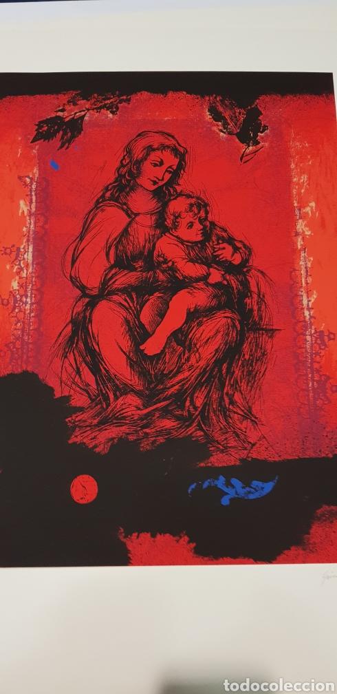 RAFAEL GOMEZ ARANDA.SERIGRAFIA FIRMADA Y NUMERADA (Arte - Serigrafías )