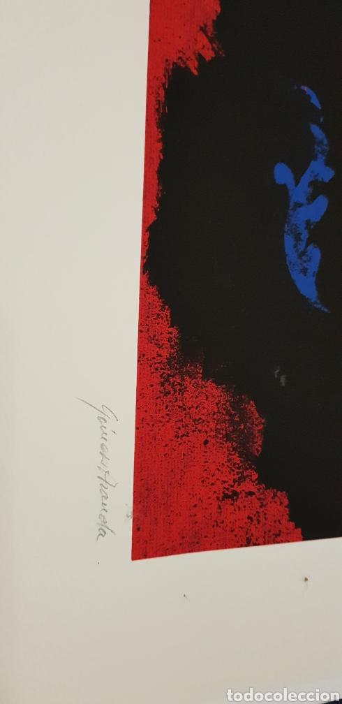 Arte: Rafael Gomez Aranda.serigrafia firmada y numerada - Foto 3 - 140714872