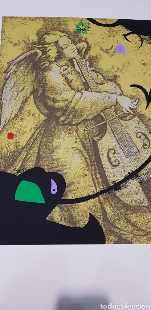 RAFAEL GOMEZ ARANDA.SERIGRAFIA FIRMADA Y NUMERADA. (Arte - Serigrafías )