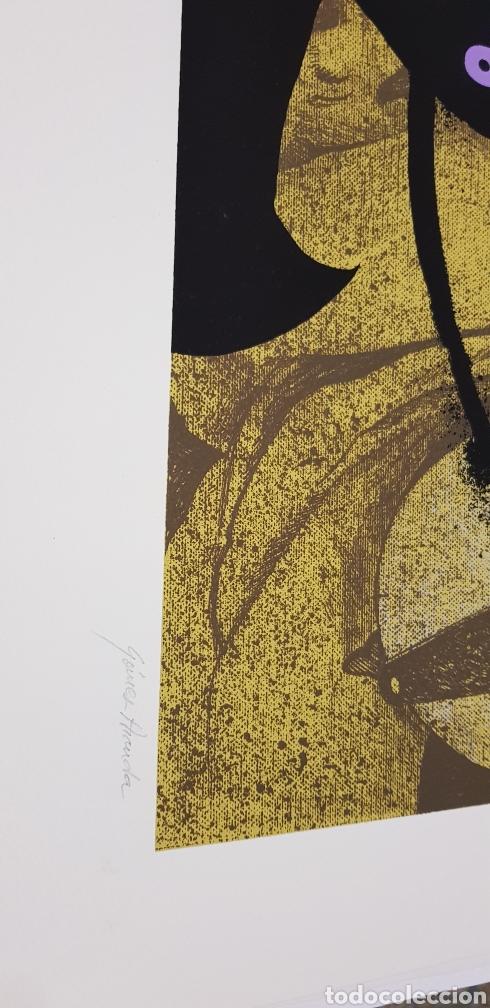 Arte: Rafael Gomez Aranda.serigrafia firmada y numerada. - Foto 3 - 140716022