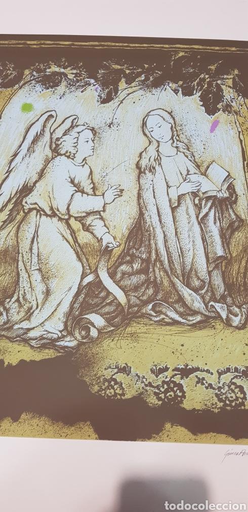 RAFAEL GOMEZ ARANDA SERIGRAFIA FIRMADA Y NUMERADA, (Arte - Serigrafías )
