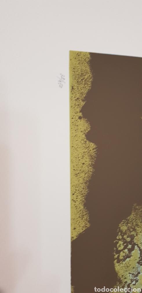 Arte: Rafael Gomez Aranda serigrafia firmada y numerada, - Foto 2 - 140717193