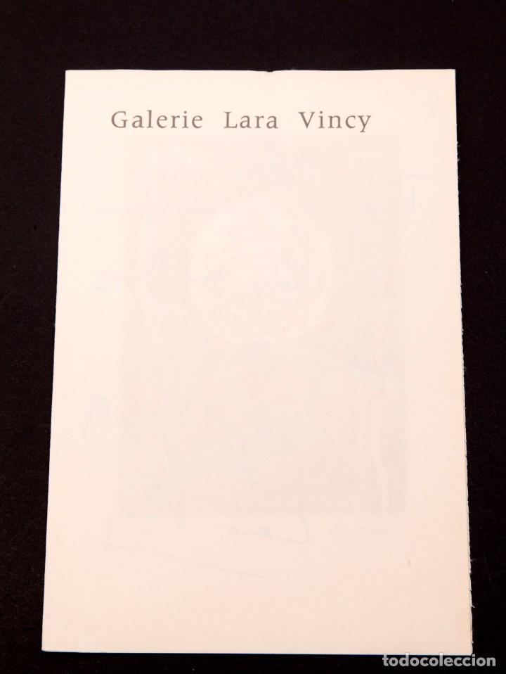 Arte: WOSTAN - LARA VINCY - 1969 - Foto 2 - 144206326