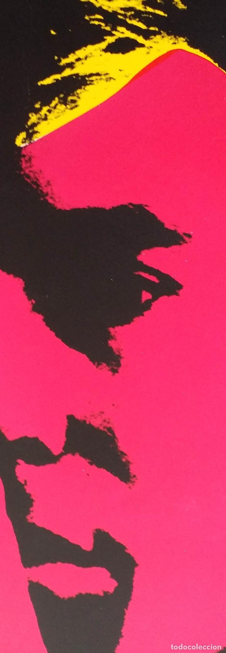 Arte: Andy WARHOL: Autorretrato, serigrafía, 1967 - Foto 4 - 144493238