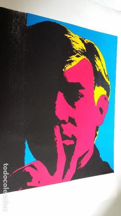 Arte: Andy WARHOL: Autorretrato, serigrafía, 1967 - Foto 6 - 144493238