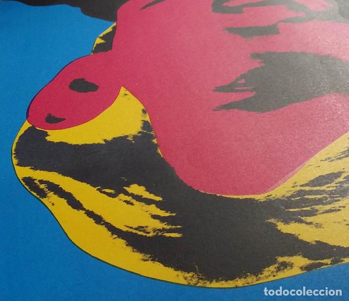 Arte: Andy WARHOL: Autorretrato, serigrafía, 1967 - Foto 7 - 144493238