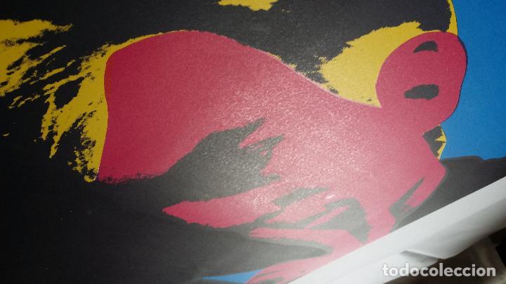Arte: Andy WARHOL: Autorretrato, serigrafía, 1967 - Foto 9 - 144493238