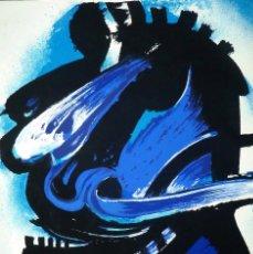 Arte - JOHN CHRISTOFOROU. SERIGRAFIA ORIGINAL FIRMADA A MANO POR EL ARTISTA EN EDICION LIMITADA. 1992 - 49520587