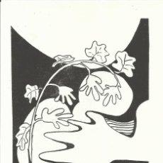 Arte: P. COLIZE. LA MANO. FIRMADA A MANO. NUMERADA 27/60. 26X18 CM. 1994. PAPEL GUARRO DE CALIDAD.. Lote 151633950