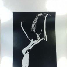 Arte: MILILEME. SERIGRAFIA MANUAL. CONTRASTE. FIRMADO RUDY LOHLE. FRANCIA. 1972. Lote 152292094