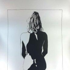 Arte: MILLIEME. SERIGRAFÍA MANUAL. CONTRASTE. LOHLE RUDY. EDIT. IMPACT. FRANCIA. 1975.. Lote 153180062