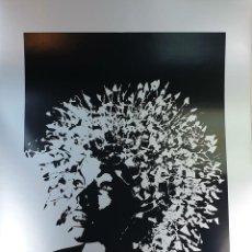 Arte: SANDY KOLINGS. SERIGRAFÍA MANUAL. CONTRASE. CLAUDE. EDIT. IMPACT. FRANCIA. 1974.. Lote 153329926