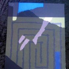 Arte: SERIGRAFIA VAQUERO TURCIOS - FIRMADA - 1986. Lote 154778378