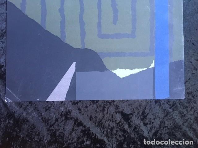 Arte: SERIGRAFIA VAQUERO TURCIOS - FIRMADA - 1986 - Foto 5 - 154778378