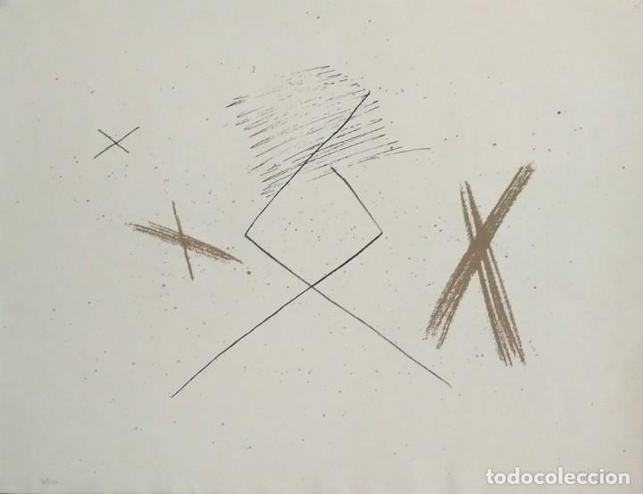 Arte: Rey Polo, serigrafía original firmada y numerada a lápiz. - Foto 2 - 155617870