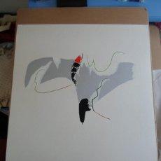 Arte: RAFEL TUR I COSTA (IBIZA MALLORCA 1927) SERIGRAFÍA 1972 DE 75X68CMS FIRMADA LÁPIZ Y 3/50 TUR COSTA. Lote 210289956