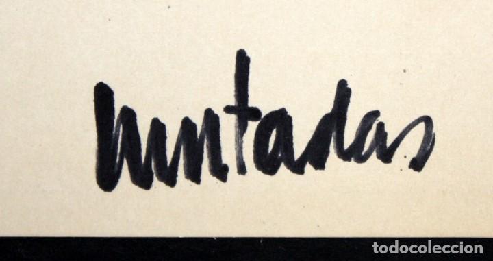 Arte: ANTONI MUNTADAS - SERIGRAFIA - COMPOSICIÓN - ARTE MEDIATICO Y CONCEPTUAL. - Foto 2 - 157697602