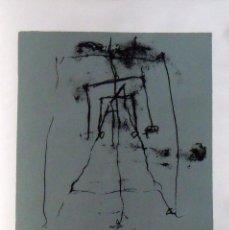 Arte: HUGO SOLSCHAK. SERIGRAFÍA ABSTRACCIÓN. NUMERADA 11/60. FIRMADA A MANO. 1991. 36X25 CM. PAPEL GUARRO.. Lote 160414186