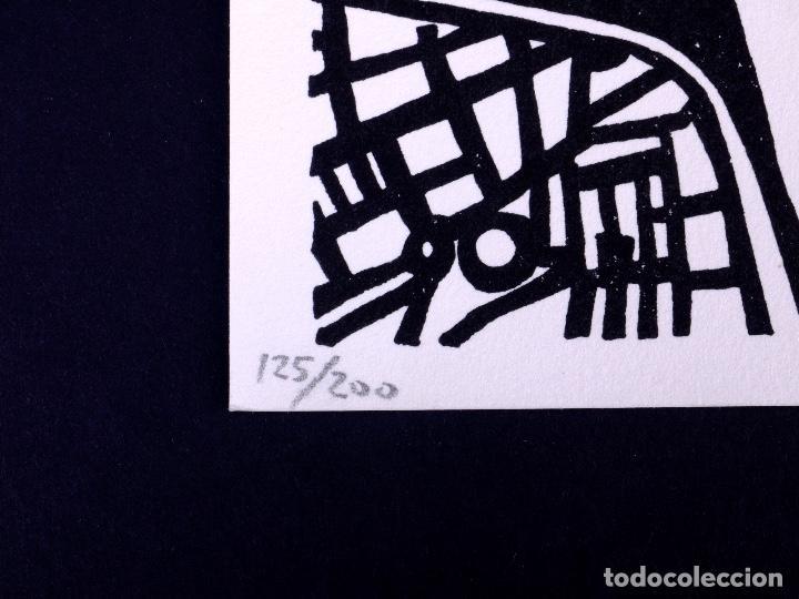 Arte: SERIGRAFÍA DE IBON GARAGARZA. BILBAO ARTE - Foto 2 - 160802762