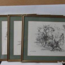 Art: - ¡ JUAN REUS ! -TAUROMAQUIA- COLECCION- 4-. Lote 161620610