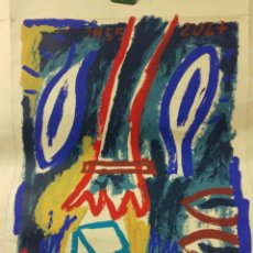 Arte: JULIAN VALLEJO 92 (BILBAO 1955). Lote 163083234