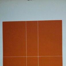 Arte: SERIGRAFIA FIRMADA SIN IDENTIFICAR, MEDIDAS 50 X 70 CM, Nº 148/500. Lote 165496506