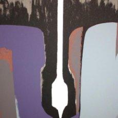 Arte: SALVADOR SORIA (VALENCIA, 1915 - 2010) SERIGRAFIA ORIGINAL FIRMADA A MANO. 219/220. Lote 166037926