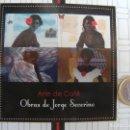 Arte: ARTE DE CAFÉ JORGE SEVERINO. Lote 168239980