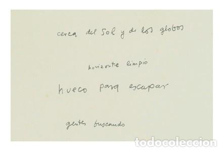 Arte: MANUEL HERNANDEZ MOMPÓ - SERIGRAFIA FIRMADA A LÁPIZ Y ENMARCADA - Foto 2 - 168385704