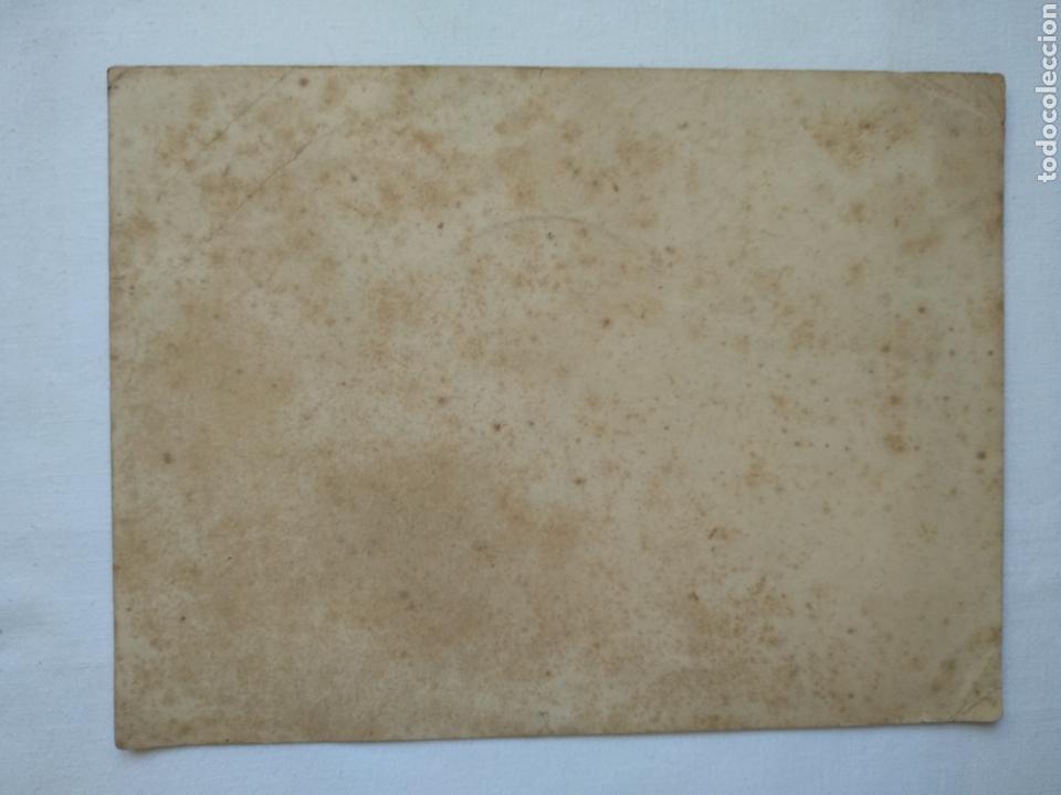Arte: Lámina papel con serigrafía. Musee de Valenciennes. Original de su época. - Foto 3 - 168698980