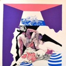 Arte: RAFAEL BARTOLOZZI (1943-2009). Lote 58421520