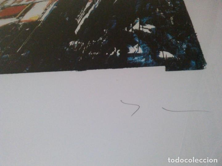 Arte: CUADRO SERIGRAFIA MARIO SCHIFANO 'LENIN'S TRIBUTE' - Foto 2 - 169958100