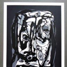 Arte: ANTONIO SAURA. EMBLEMAS. SERIGRAFÍA 1979. Lote 170487592