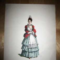 Arte: SERIGRAFÍA COLOMBINE 1683. Lote 170819395